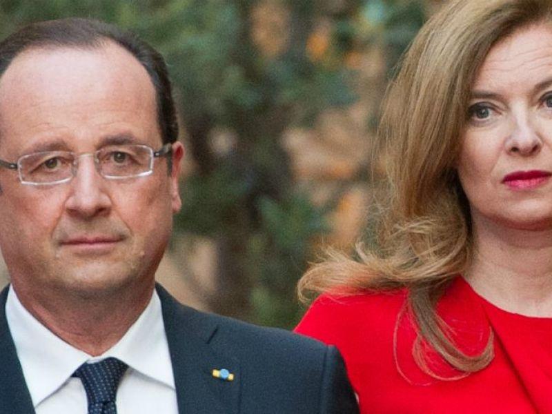 François Hollande et Valérie Trierweiler : Réconciliation en vue ?