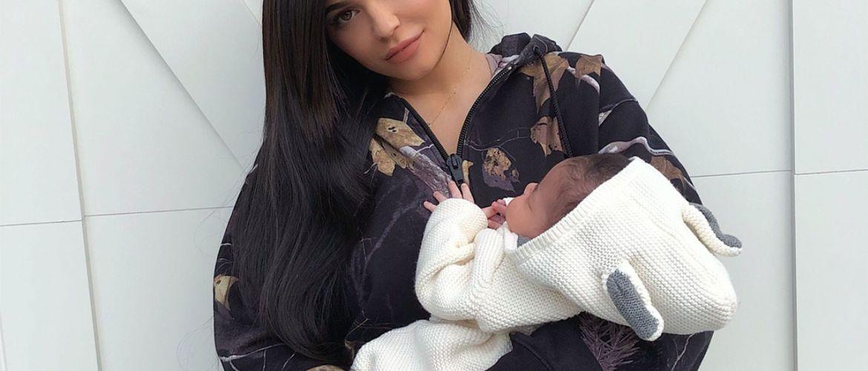 Kylie Jenner : Sa fille Stormi fait craquer les internautes !