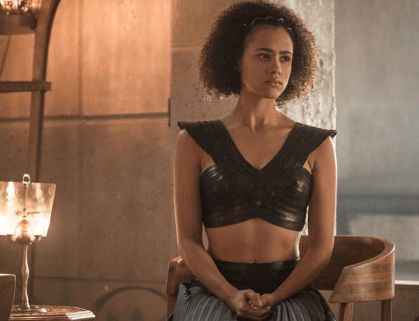 Une actrice de Game of Thrones se fait insulter sur les réseaux sociaux