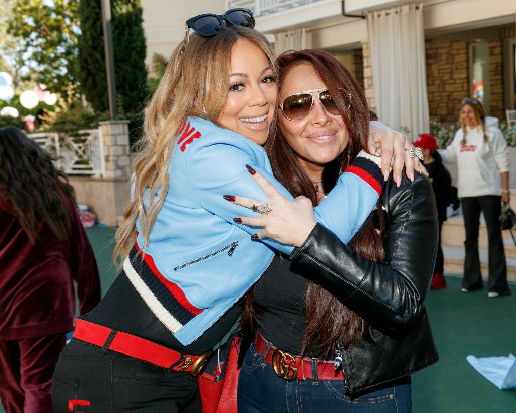 Graves accusations contre la chanteuse Mariah Carey