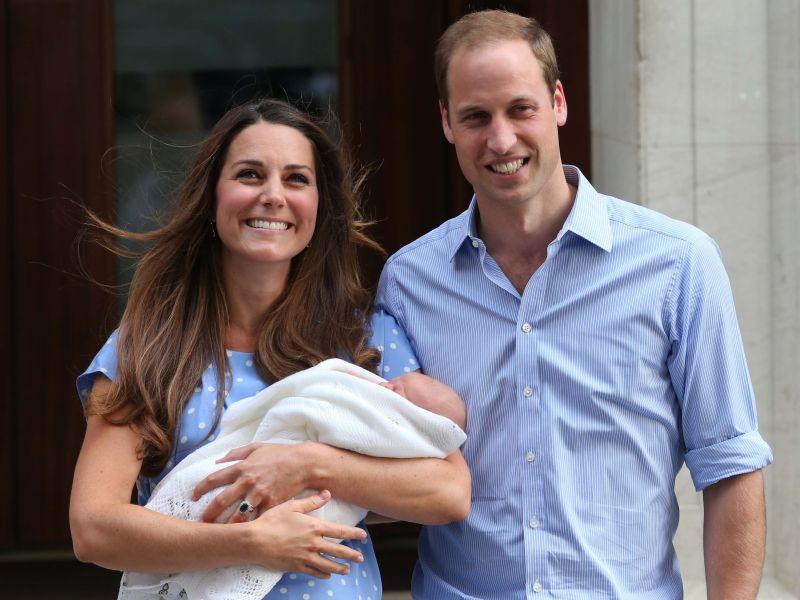 Kate Middleton maman pour la troisième fois : Retour sur ses sorties de maternité