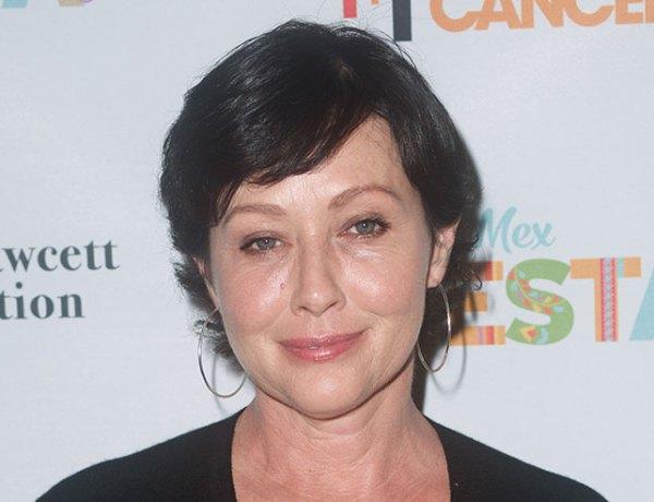 Shannen Doherty craint une rechute de son cancer