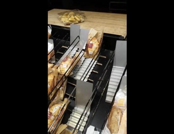 Evry : Un client filme des rats au rayon boulangerie de Carrefour
