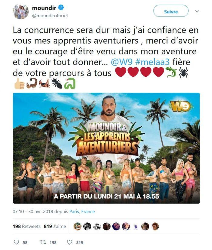 Moundir et les Apprentis Aventuriers : Date de diffusion et casting officiel de la saison 3 !