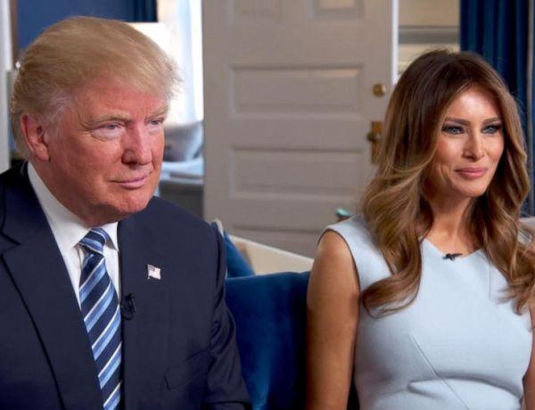 Melania Trump hospitalisée : La nouvelle boulette de Donald Trump !