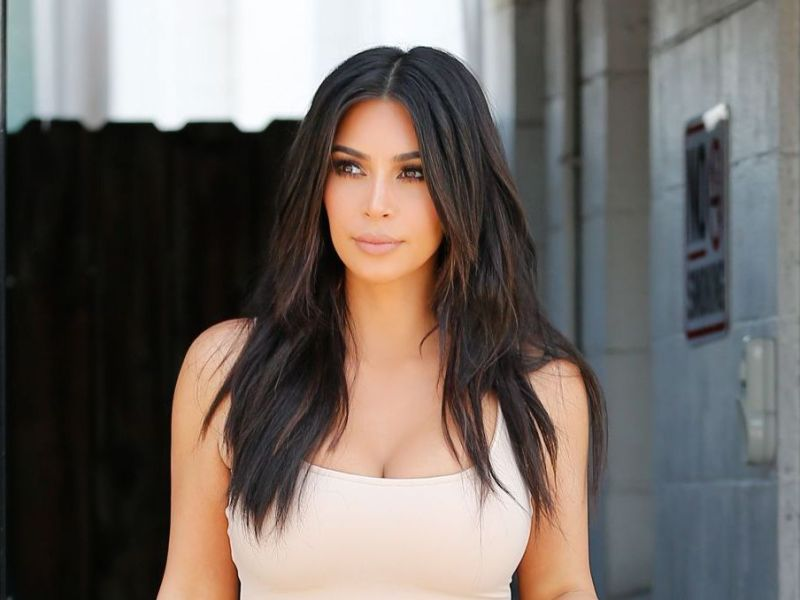 Kim Kardashian : Son secret pour des photos de famille au top !