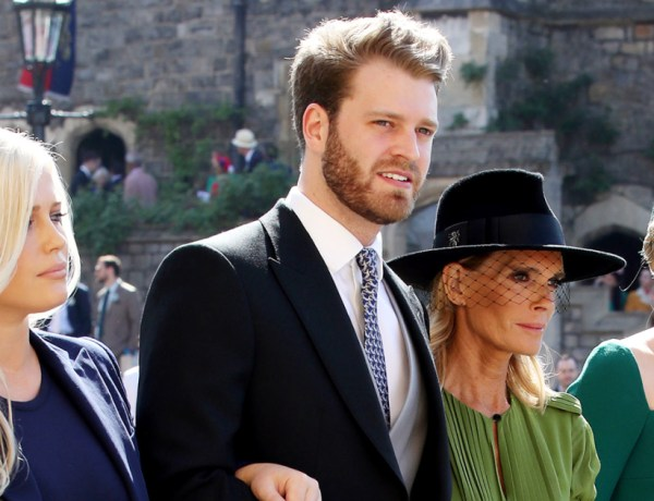 Mariage du Prince Harry et de Meghan Markle : Mais qui est Louis Spencer, le cousin sexy d'Harry ?
