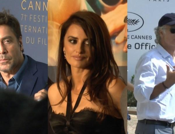 Cannes 2018 – jour 2 : Penélope Cruz, Javier Bardem, Franck Dubosc… Une dizaine de stars sur la Croisette !
