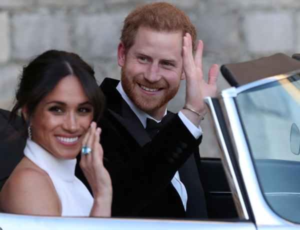 Le prince Harry et Meghan Markle : Découvrez où ils vont passer leur lune de miel !