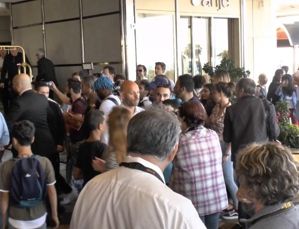 Cannes 2018 – Jour 5 : Le casting de «Taxi 5» provoque le désordre devant l'hôtel Marriott