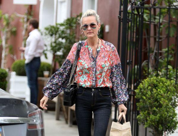 Laeticia Hallyday de retour à Los Angeles : Johnny ne la quitte pas…