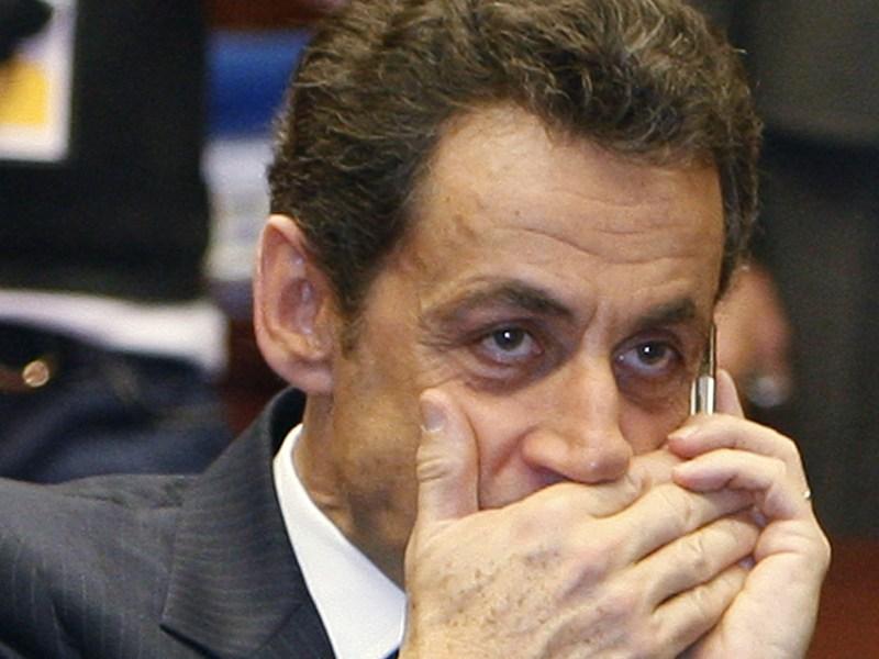 Cash Investigation : Quand Nicolas Sarkozy refuse de parler à Elise Lucet