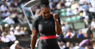 Roland-Garros : La combinaison moulante de Serena Williams fait le buzz