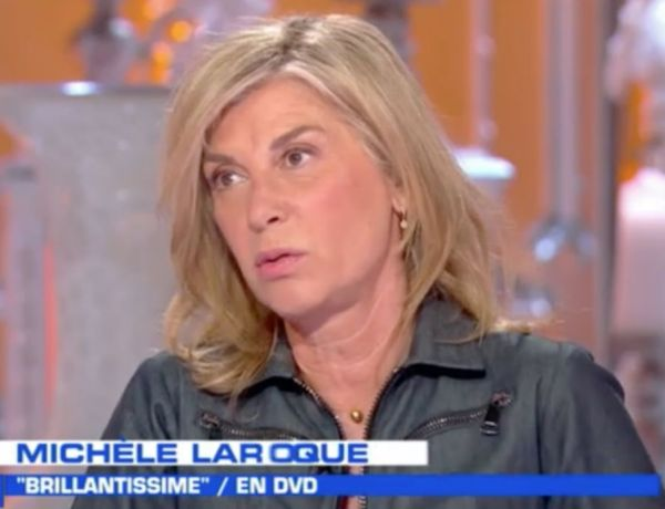 Michèle Laroque n'aime pas que Thierry Ardisson l'interroge sur son couple