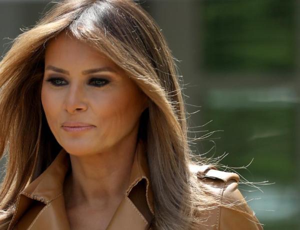 Melania Trump vient-elle de subir un lifting ? Donald Trump vole à son secours !