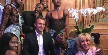 Le couple Macron surprend lors de la fête de la musique à l'Elysée