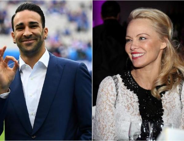Pamela Anderson : Ce détail insolite qui l'a fait craquer pour Adil Rami