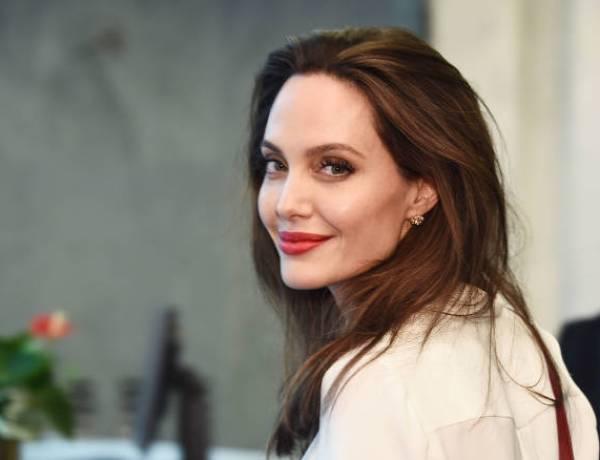 Angelina Jolie fête ses 43 ans… dans un parc d'attractions !