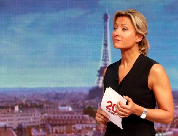 Anne-Sophie Lapix : Lynchée pour ses propos sur le salaire des footballeurs, la présentatrice s'excuse