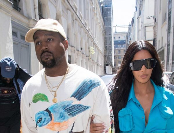 She's back ! Kim Kardashiande retour à Paris après son agression !