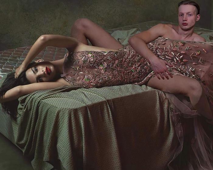 Emily Ratajkowski : Cet homme s'amuse à s'incruster sur ses photos et le résultat est hilarant !