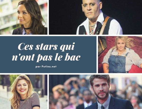 Retour en image sur ces stars qui ont réussi sans avoir le Bac: Nabilla, Louane, Liam Hemsworth et bien d'autres….