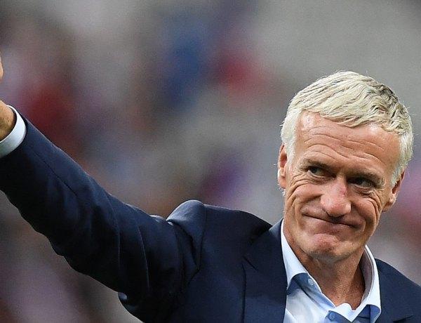 Coupe du monde 2018  : Voici Dylan, le fils de Didier Deschamps… et il est canon !