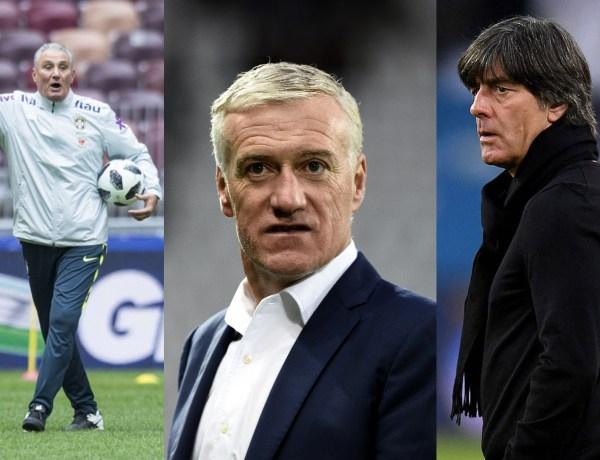 Qui est le sélectionneur le mieux payé de la Coupe du Monde 2018 ?