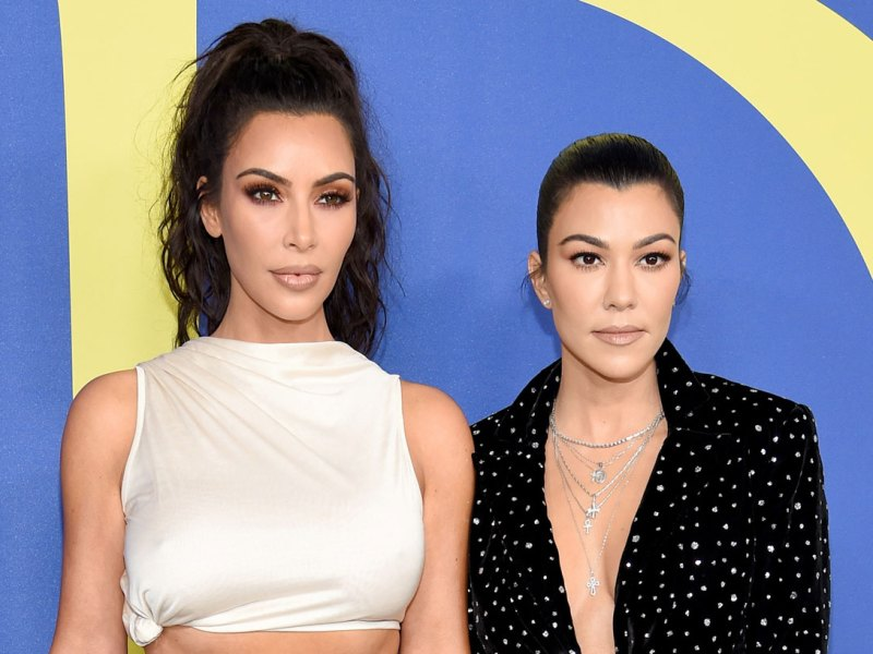 CFDA Fashion Awards 2018 : Les Kardashian et la nudité, un business assumé