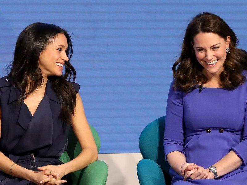 Kate Middleton et Meghan Markle : Amies ou rivales ?