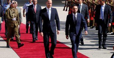 Le prince William : Ce qu'il faut savoir sur sa visite officielle au Proche-Orient