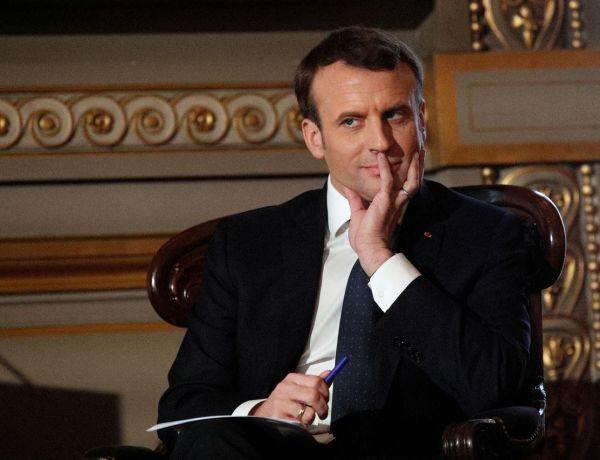 Emmanuel Macron : Ses retrouvailles avec Makao, un candidat de « Secret Story 11 »
