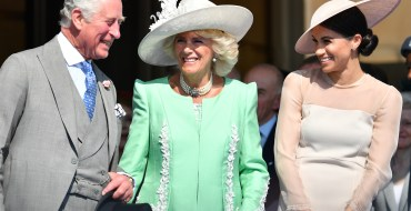 """<font color=""""#be075e"""" >Meghan Markle </font> : Le prince Charles lui a trouvé un petit surnom… très drôle !"""
