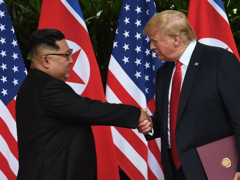 Donald Trump ou l'art de mettre mal à l'aise: Sa question lors de sa rencontre avec Kim Jong-Unfait le buzz !