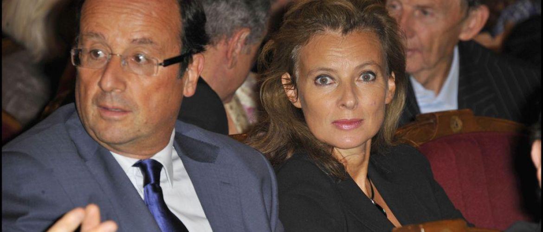 """<font color=""""#be075e"""" >Retrouvailles !</font> Quand François Hollande et Valérie Trierweiler passent le week-end dans le même hôtel"""