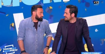 """<font color=""""#be075e"""" >Camille Combal arrive sur TF1</font>: Découvrez quelle célèbre émission il animera et la réactionde Cyril Hanouna !"""