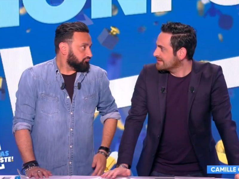 Camille Combal arrive sur TF1: Découvrez quelle célèbre émission il animera et la réactionde Cyril Hanouna !