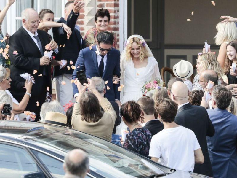 Vanessa Paradis et Samuel Benchetrit se sont mariés !