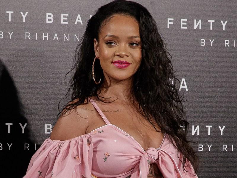 Très sexy ! Rihanna dévoile quelques pièces de sa marque de lingerie