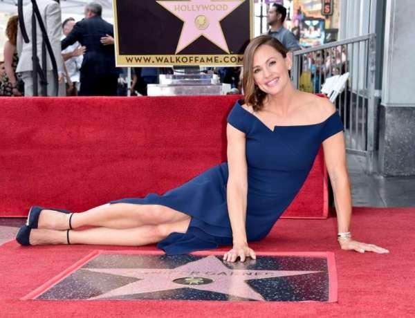 Jennifer Garner obtient son étoile sur le Walk Of Fame !