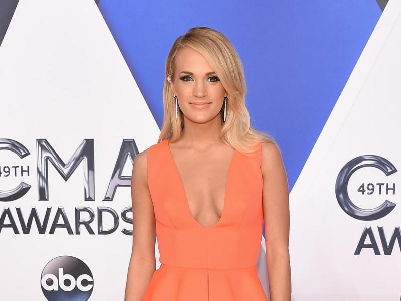 La chanteuse Carrie Underwood attend son deuxième enfant !