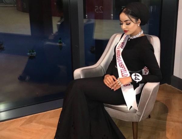 Une candidate voilée pourrait remporter Miss Angleterre