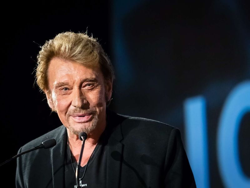 Vers un 52e album de Johnny Hallyday ?
