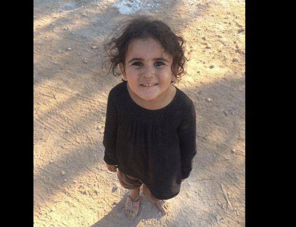Yasmine, 4 ans, otage en Syrie, a enfin été rendue à sa mère