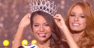 Miss France 2019: Et la grande gagnante est Miss Tahiti !