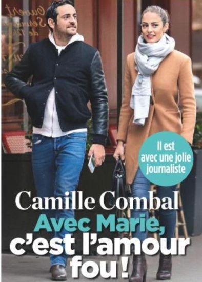 Camille Combal n'a « jamais été aussi heureux » : Qui est Marie, sa compagne
