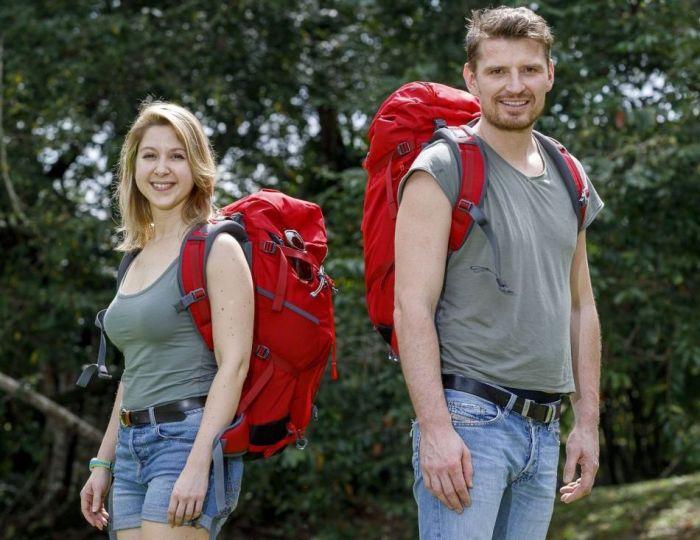 La onzième saison de Pékin Express Christina et Didier
