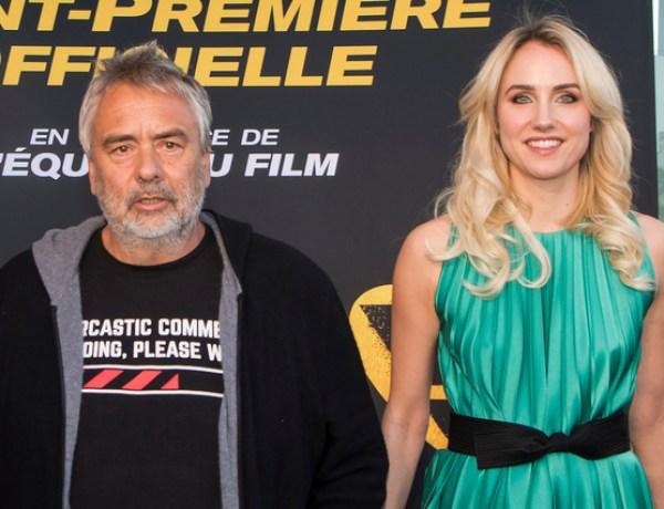 Luc Besson confronté pour la première fois à l'actrice qui l'accuse de viol