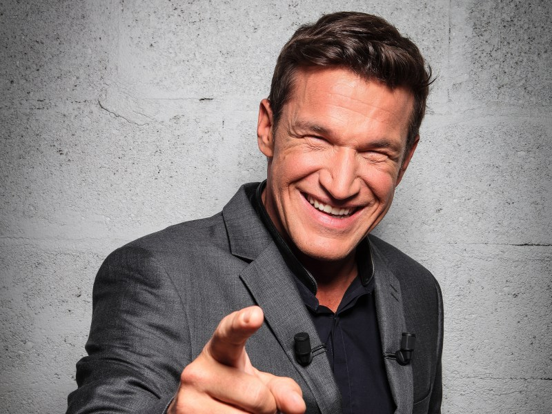 TPMP : Benjamin Castaldi critique sa belle-mère en direct !