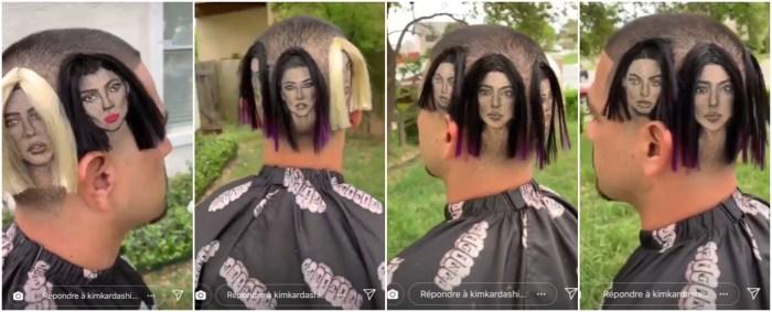 Fan de la famille Kardashian, sa coupe de cheveux est hallucinante !